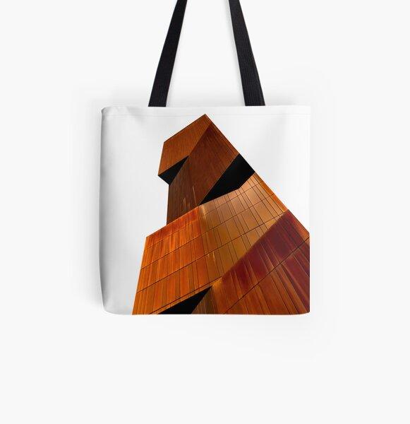 Totemic All Over Print Tote Bag