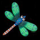 Fantasy Fly by Heather Friedman