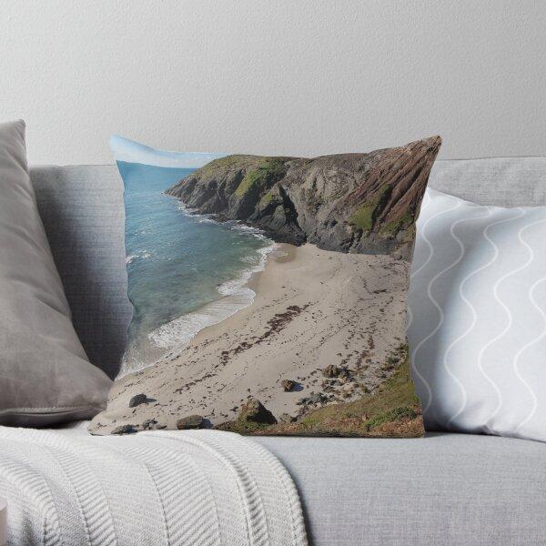 Secret Cove - Carrickalinga, South Australia Throw Pillow