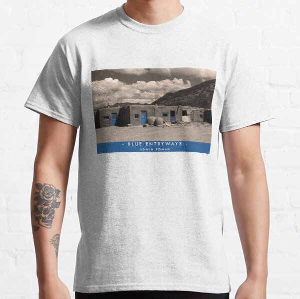 Blue Entryways Classic T-Shirt