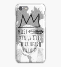 king of the art iPhone Case/Skin