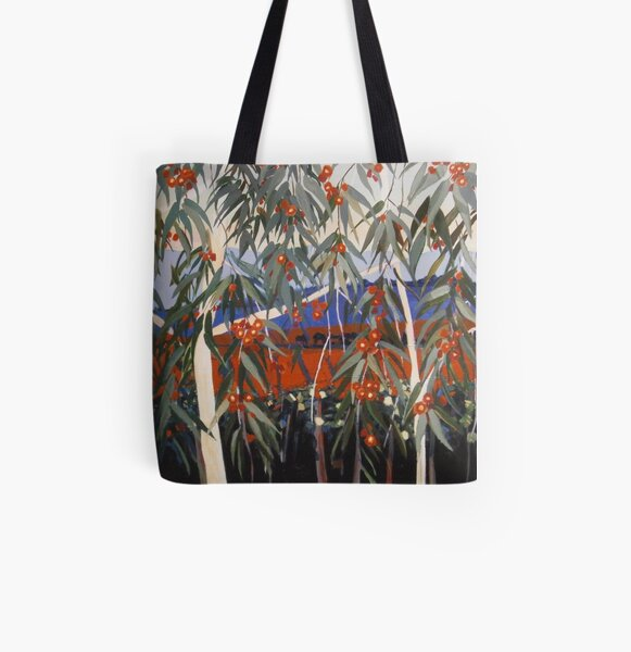 Dream Gum Flowers #1 All Over Print Tote Bag