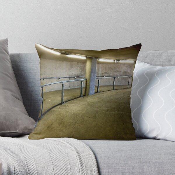 Inside Twickenham Stadium Throw Pillow