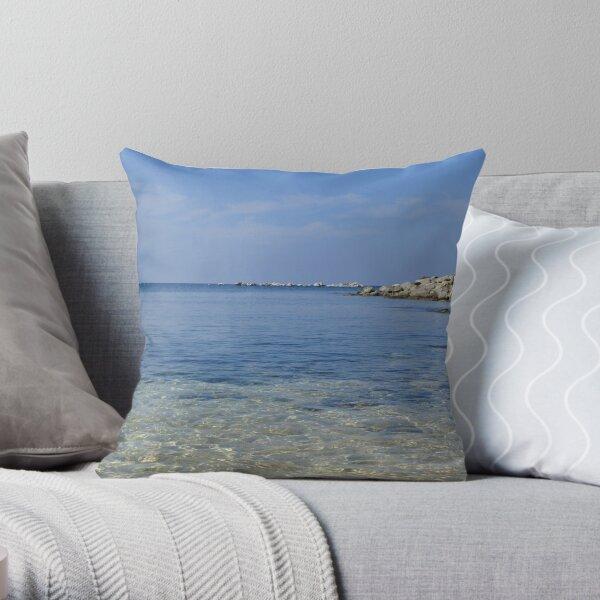 Nasugbu, Batangas Throw Pillow