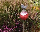 Garden Bird by Carol Bleasdale