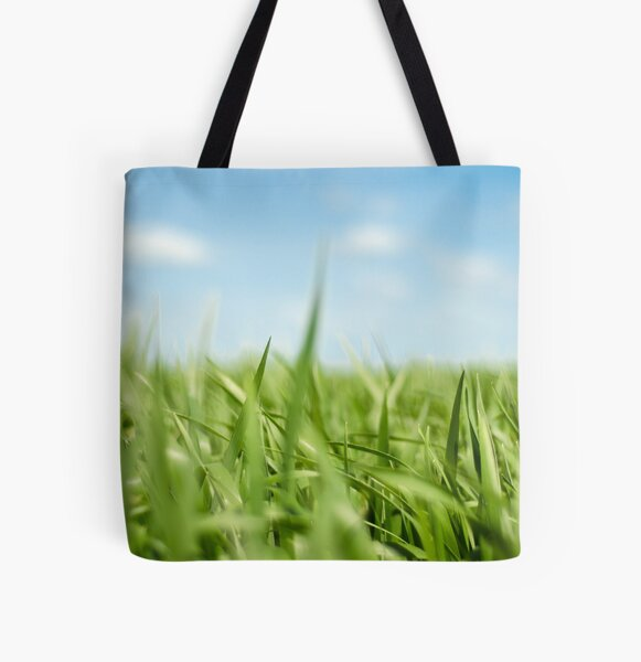 Oaten The Field All Over Print Tote Bag
