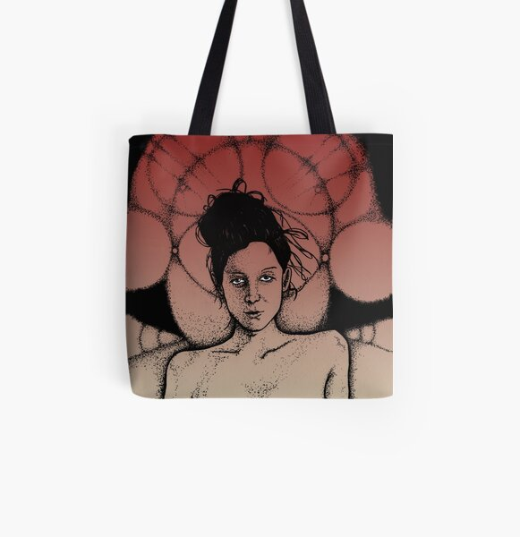 High Places All Over Print Tote Bag