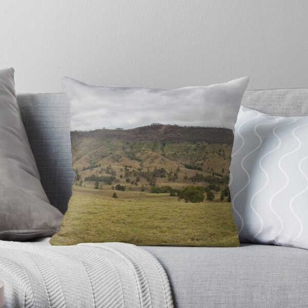 Lost World Throw Pillow