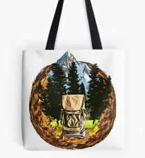 Backpacking - ACMAY Tote Bag