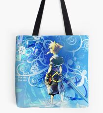Kingdom Hearts Poster Tote Bag