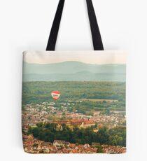 Tübingen Panorama 3 Tote Bag