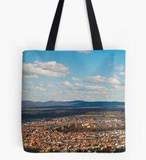 Tübingen Really Big Panorama Tote Bag
