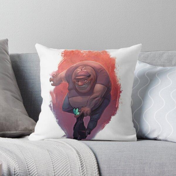 Unigut Throw Pillow