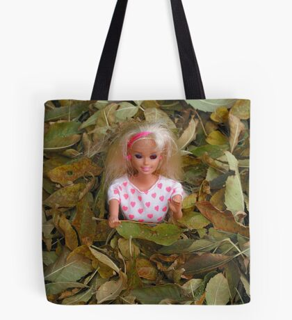 """Bad Bambi Series, #5 """"I've Only Got Eyes for You""""  Tote Bag"""