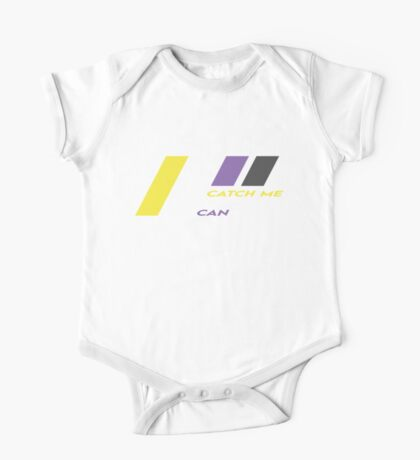 Pride Stripe: Catch Me If You Can Kids Clothes