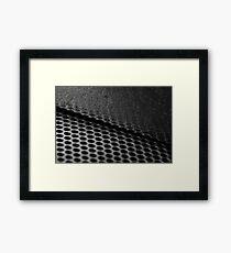 Metall #01 Framed Print