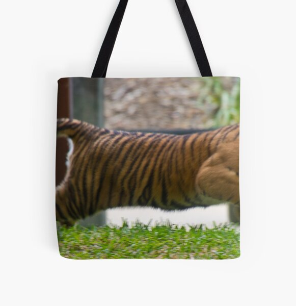 Speed All Over Print Tote Bag