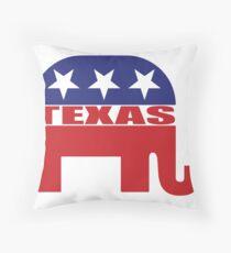 Cojín Elefante republicano de Texas