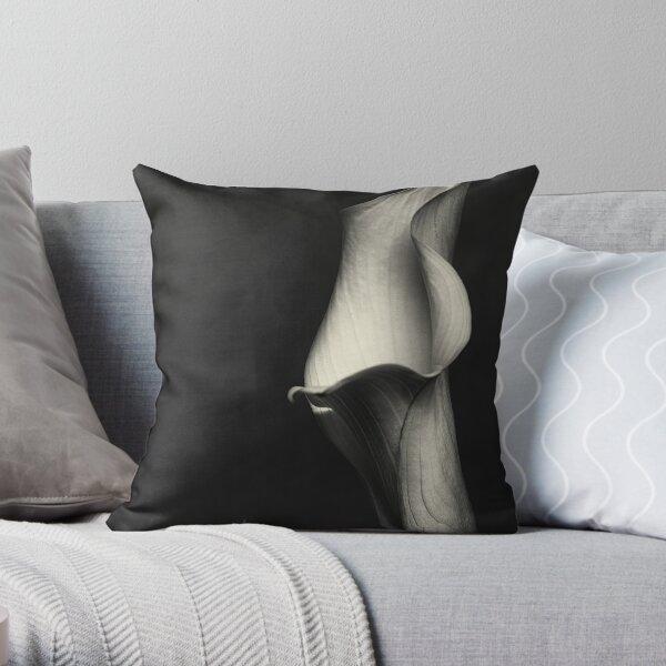 Calla III Throw Pillow