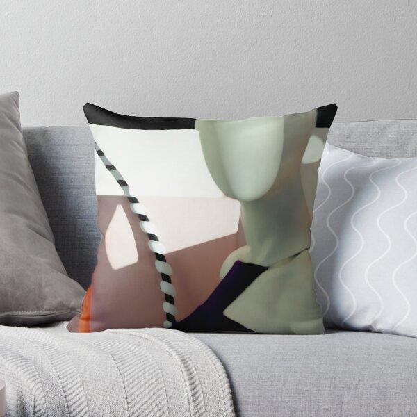 MADELEINE N°6 Throw Pillow