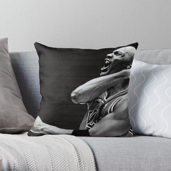 Affiche de motivation Michael Jordan Coussin