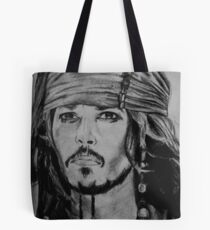 Pirates of the Caribbean Tote Bag