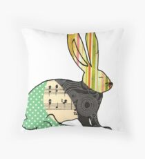 Jazz Bunny Kissen