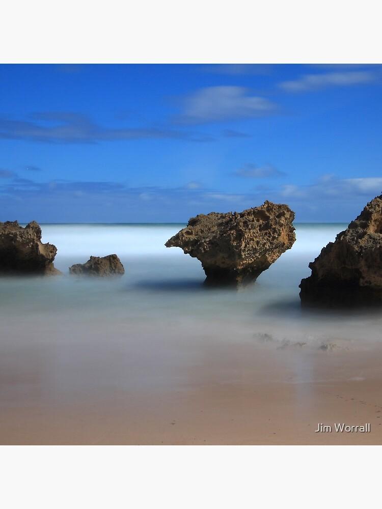 Montforts beach - Blairgowrie by PixelMuser