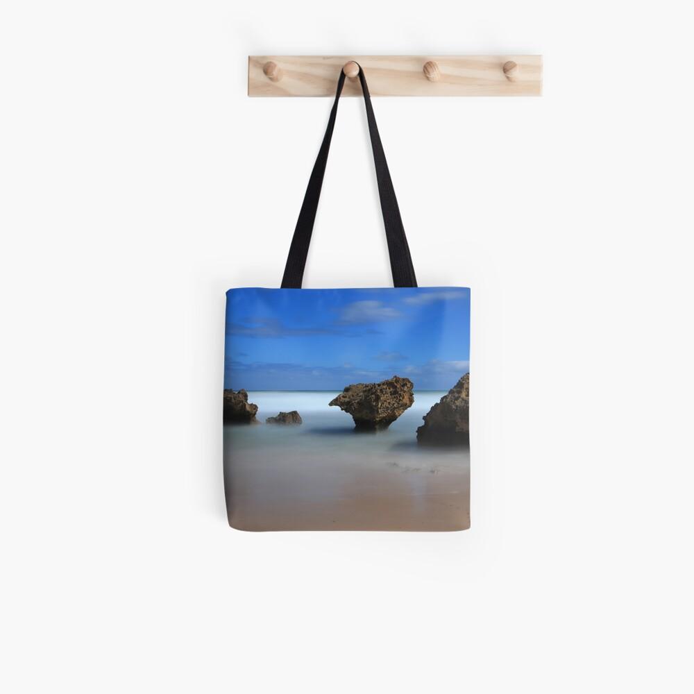 Montforts beach - Blairgowrie Tote Bag