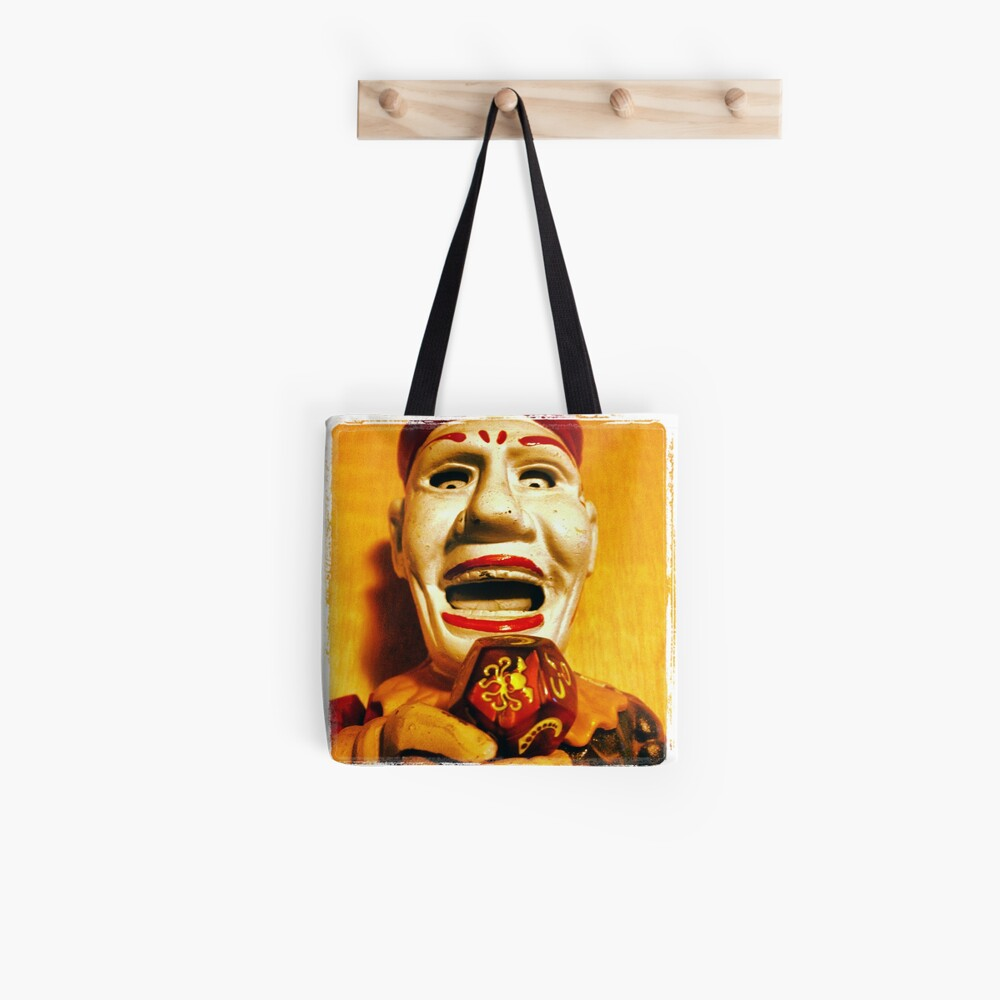 The Klown in Yellow Tote Bag