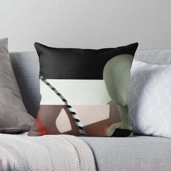 MADELEINE N°1 Throw Pillow