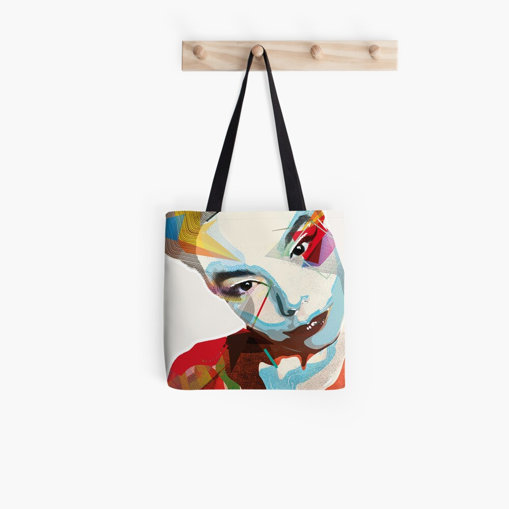 Bjork Tote Bag