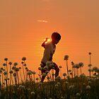 Golden Childhood by Brian Bo Mei