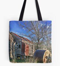 Pioneer Farmers cottage Tote Bag