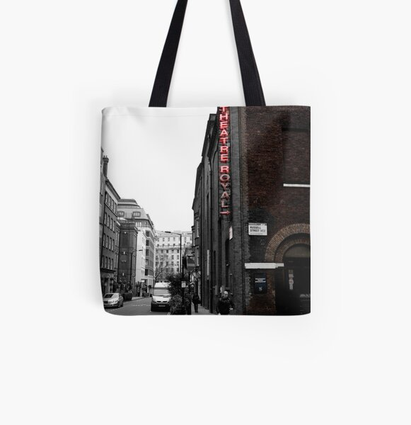 Theatre Royal All Over Print Tote Bag
