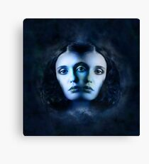 Zodiac signs - Gemini Canvas Print