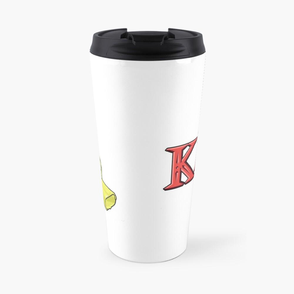 Kazelda Mug Travel Mug