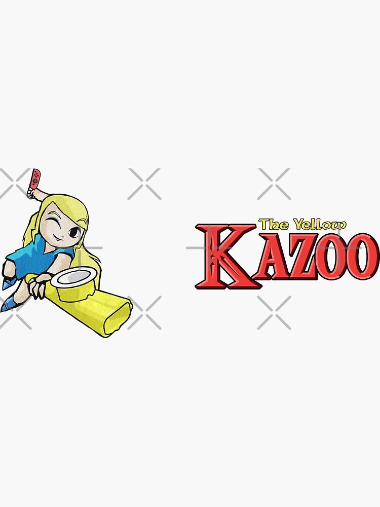 Kazelda Mug by TheYellowKazoo