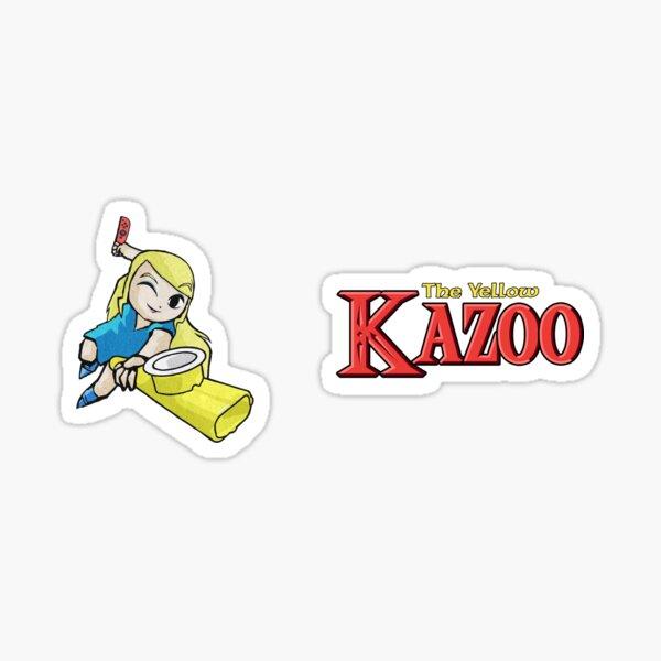 Kazelda Mug Sticker