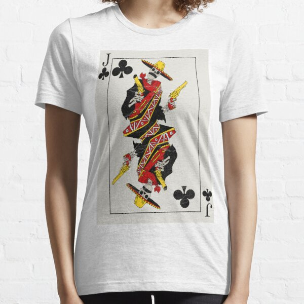 Jack of Clubs Essential T-Shirt