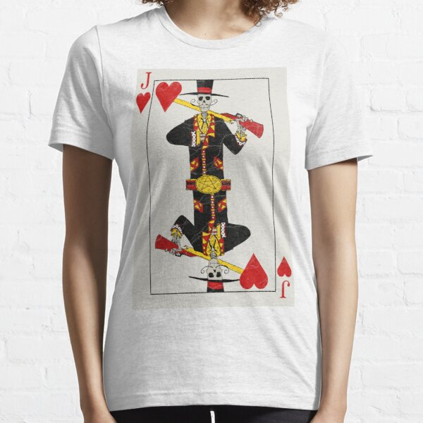Jack of Hearts Essential T-Shirt