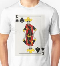 King of Spades Unisex T-Shirt