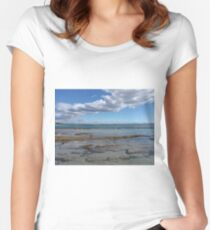 By the Bay Women's Fitted Scoop T-Shirt