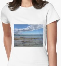 By the Bay Women's Fitted T-Shirt