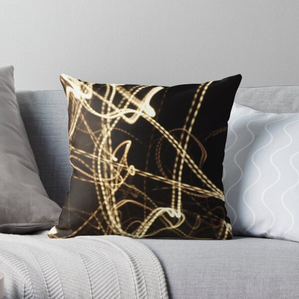Webbing  Throw Pillow