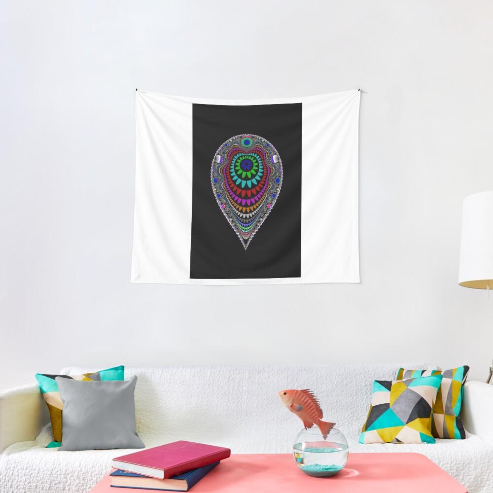 For Eva II Tapestry