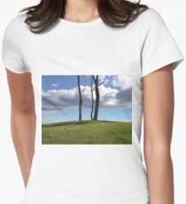 Over The Hill Women's Fitted T-Shirt