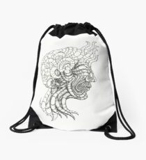 Wired Head Drawstring Bag