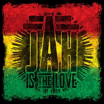 Jah is the love  von Periartwork