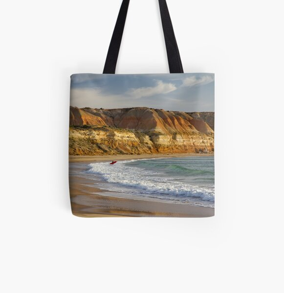 Heading Out All Over Print Tote Bag